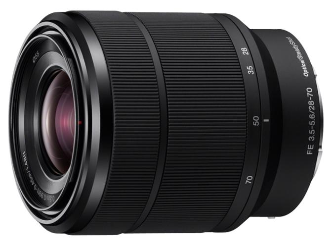 FE 28-70mm F3.5-5.6 OSS Full-frame E-mount Zoom Lens