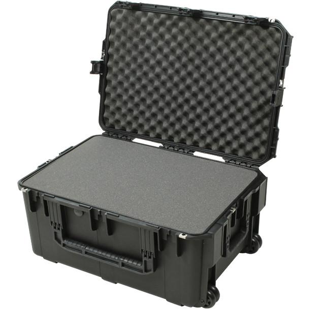 """26""""x17""""x12"""" Waterproof Case with Cubed Foam"""