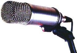 Rode RODE-BROADCASTER Large Diaphragm Condenser Microphone BROADCASTER
