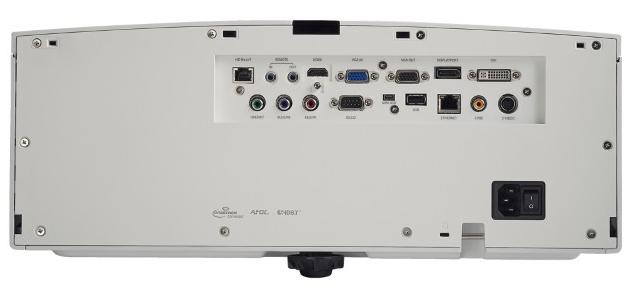 Christie Digital DHD555-GS 5000 Lumens DLP HD Laser Phosphor Projector DHD555-GS