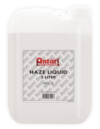 Antari Lighting & Effects HZL-5W 5 Liters of Haze Machine Fluid HZL-5W