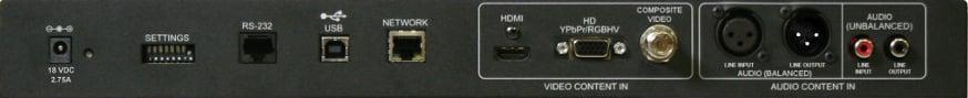 HD Media Streaming Solution
