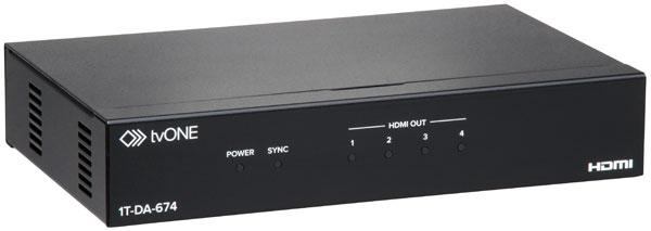 4K HDMI Distribution Amplifier