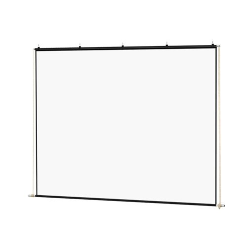 """13'-6""""x8"""" Scenic Roller Projection Screen in Matte White"""
