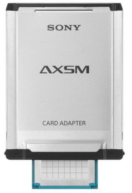 256GB A-Series AXS Memory Card for AXS-R5 RAW Recording