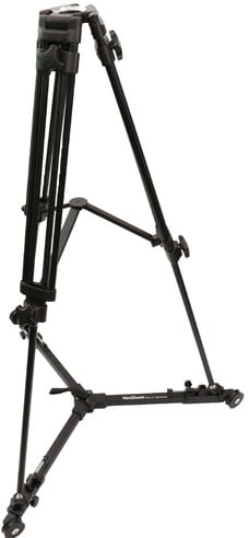 Portable Slider Kit with VZTK75A Tripod, Track, and Dolly