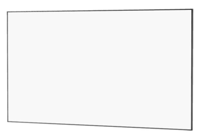 "130"" 16:10 UTB Contour Fixed Frame Screen"