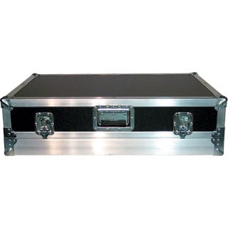 Grundorf Corp T4-MALLQU32-DHB  Tour 4 Mixer Case for A&H QU-32 with Doghouse T4-MALLQU32-DHB