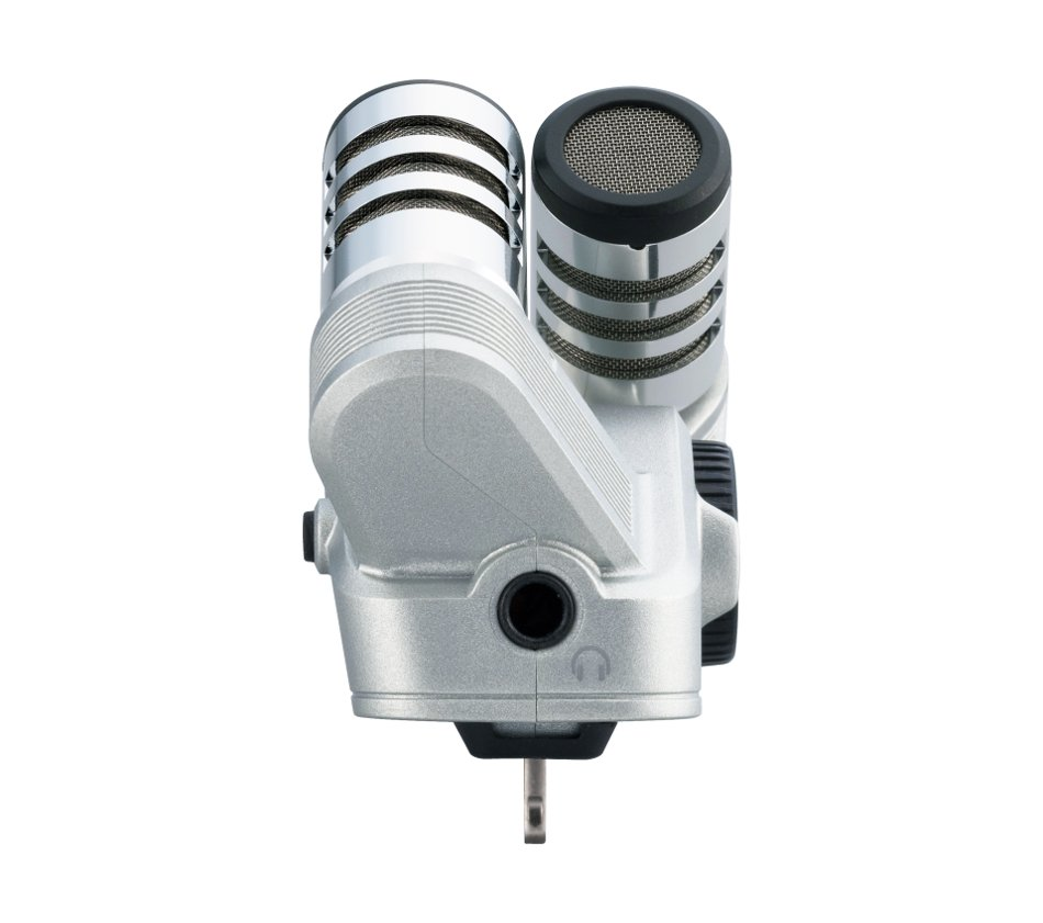 Stereo X/Y Microphone with Lightning Connector for iOS Devices
