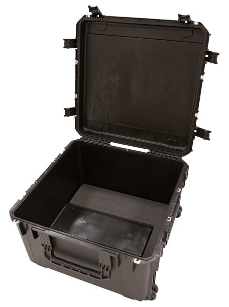 SKB Cases 3I-2424-14BE iSeries 24x24x14 Waterproof Case without Foam 3I-2424-14BE