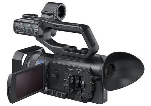 XDCAM XAVC HD422 Hand-held Camcorder 50Mb/s