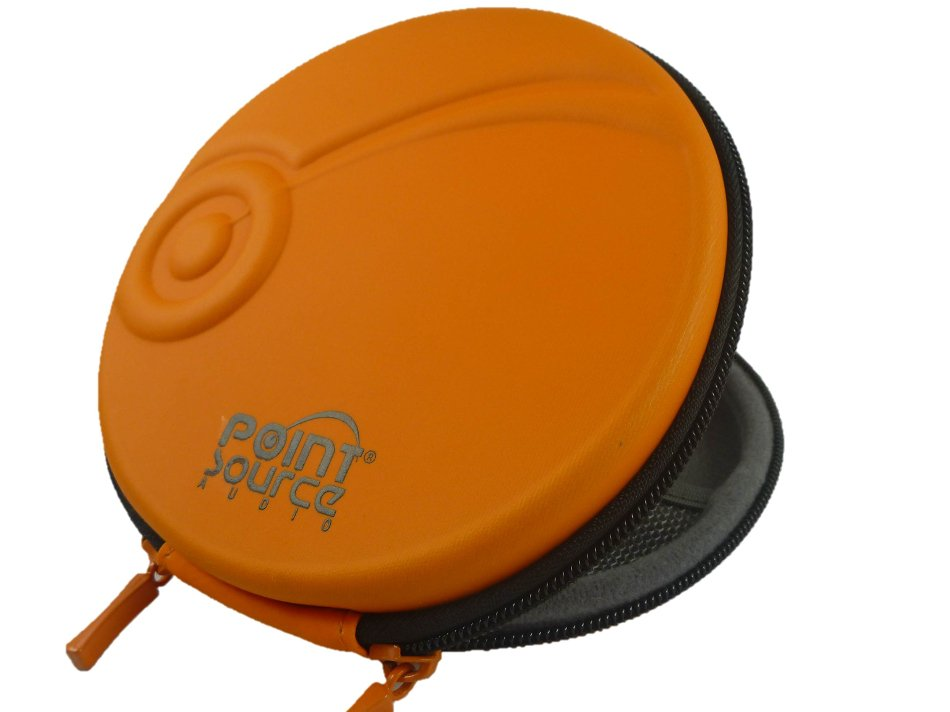 Premium Protective Carrying Case for Point Source Audio Microphones