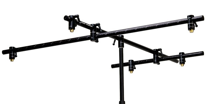 Spacebar Surround Microphone Mounting System for up to 5 Microphones