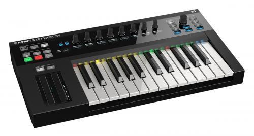 25-Note MIDI Controller
