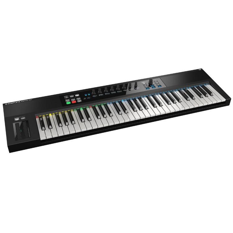 61-Note MIDI Controller
