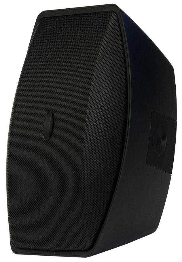 """8"""" 150 Watt High-SPL Surface Mount Speaker in Black"""