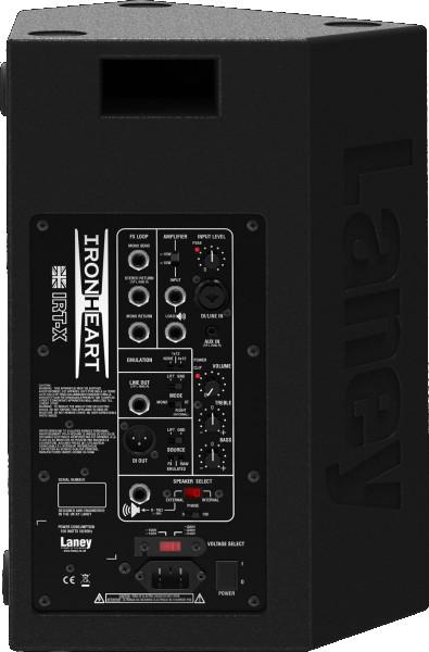 200W Full Range Powered Guitar Extension Speaker Cabinet