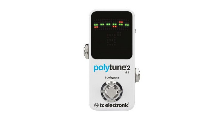 Polyphonic Tuner Guitar Pedal