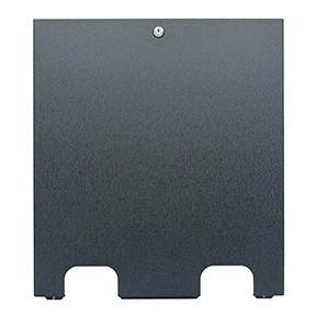 Lowell LDTR-RAC16  16RU Steel Rear Access Cover for LDTR Series LDTR-RAC16