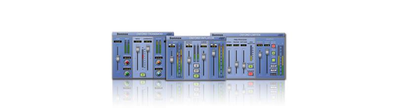 Sonnox Enhance HD-HDX Oxford Inflator / Transient Modulator / Limiter Bundle ENHANCE-HD-HDX