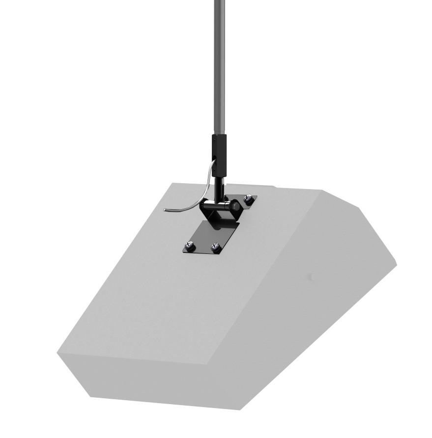 Allen Products/Adaptive Technologies MM-018  MultiMount 60Lbs Cap. Black  MM-018