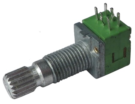 Line 6 01-49-0004 Volume Pot for Variax 300 and 600 01-49-0004