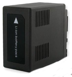 7.2V 5100mAh Li-ion Battery Comparable to Panasonic VW-VBG6 , VW-VBG6K