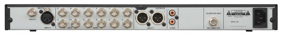 Master Clock Generator for Professional Recording
