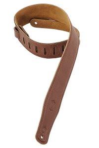 "2.5"" Garment Leather Guitar Strap"