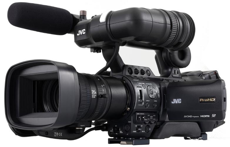 "1/3"" ProHD Shoulder Camcorder with Fujinon XT20sx4.7BRM HD ENG Lens"