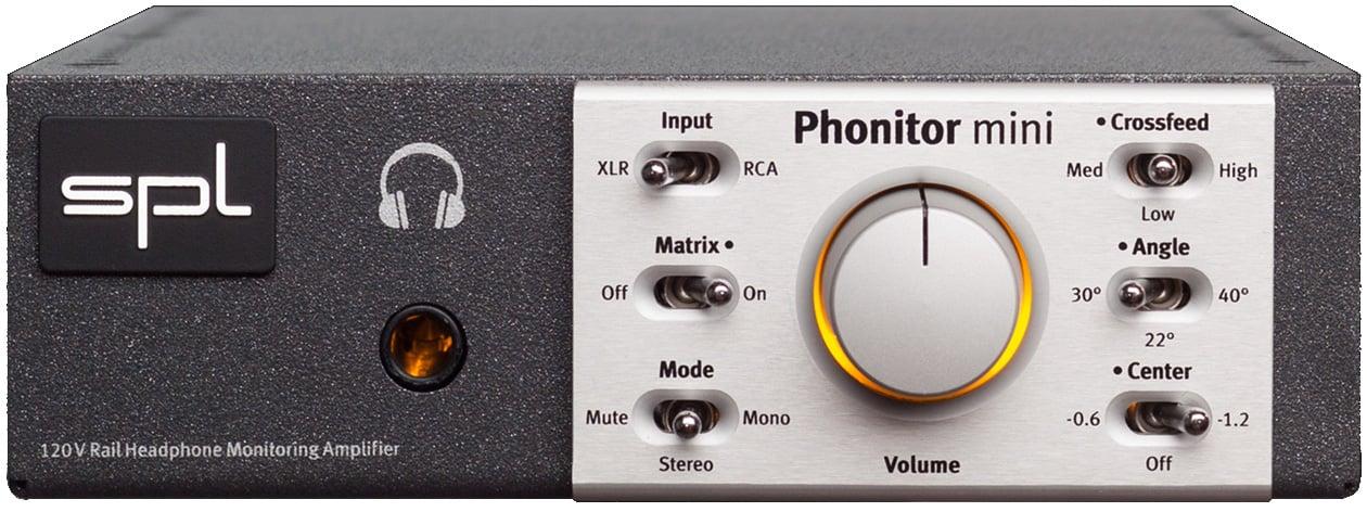 120V Headphone Amplifier