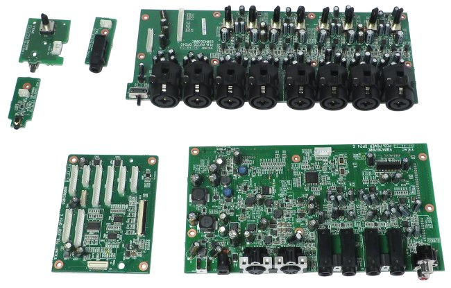 Audio PCB for DP-24