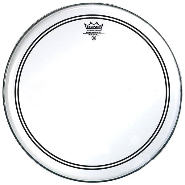 "14"" Powerstroke 3 Clear Drumhead"
