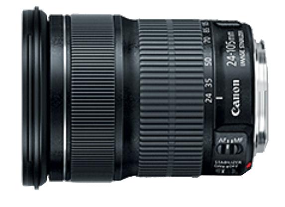 EF 24-105mm f/3.5-5.6 IS STM Standard Zoom Lens