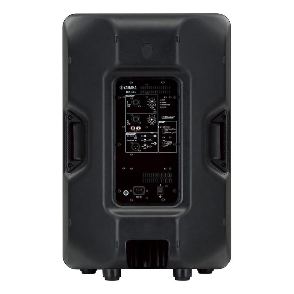 "15"" 1000W Peak Portable Active Loudspeaker"