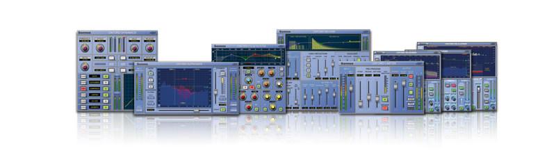 Audio Post-Production HD-HDX Bundle