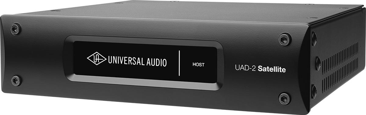 Universal Audio UAD-2 Satellite Thunderbolt - QUAD Core Thunderbolt DSP  Accelerator With Analog Classics Plus Plug-In Bundle
