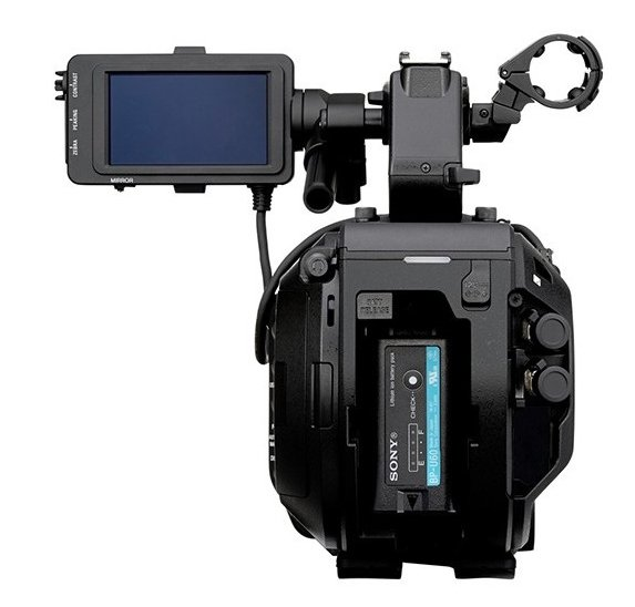 Handheld 4K Super 35 XDCAM Camcorder - No Lens