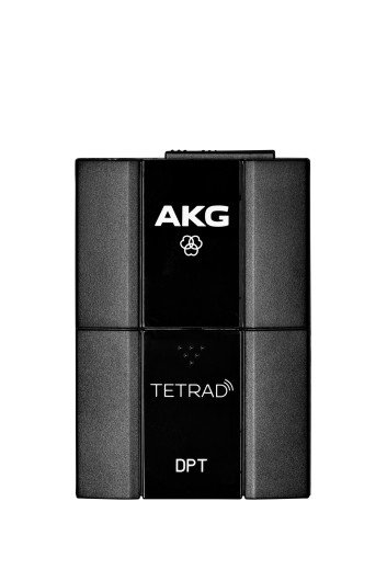 AKG DPTTETRAD Digital Wireless Pocket Transmitter DPT-TETRAD