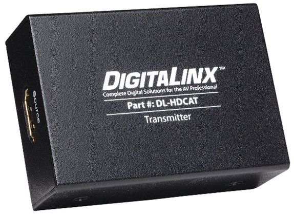 DigitaLinx Twin Category Cable HDMI 1.4 Transmitter for International Use