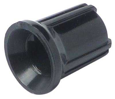 Black ABS Knob for M13, Floor POD Plus, and Verbzilla