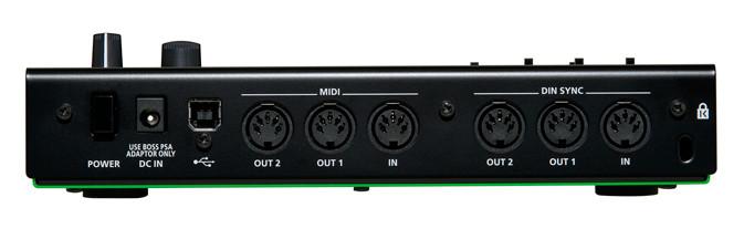 Sync Box for MIDI/CV