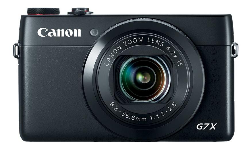 PowerShot G Series Digital Camera in Black