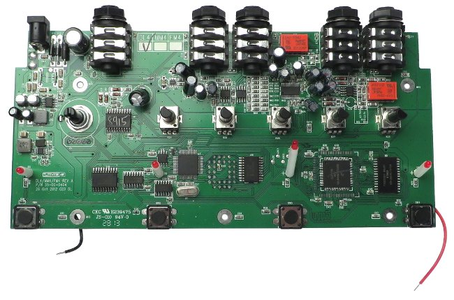 Main PCB for DL4