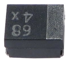 Capacitor for DSRPDX10