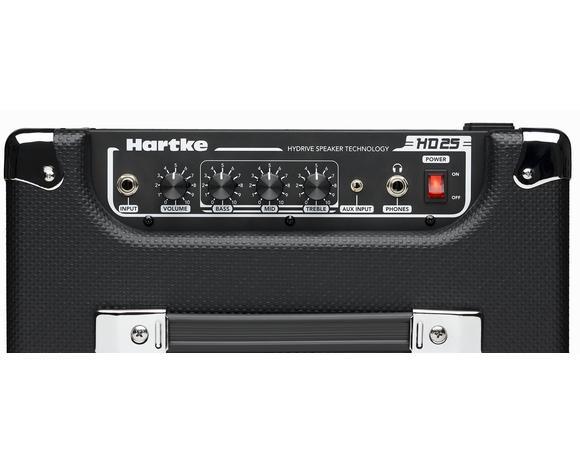 """25W 1x8"""" Bass Combo Amplifier"""