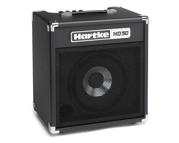 """50W 1x10"""" Bass Combo Amplifier"""