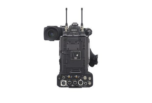 "XDCAM XAVC and HD422 2/3"" CCD Shoulder-mount Memory Camcorder (Camera Body Only)"