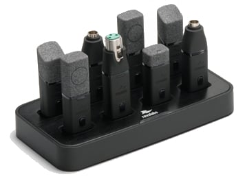 8 Slot Charger Base Station for Executive HD Transmitters