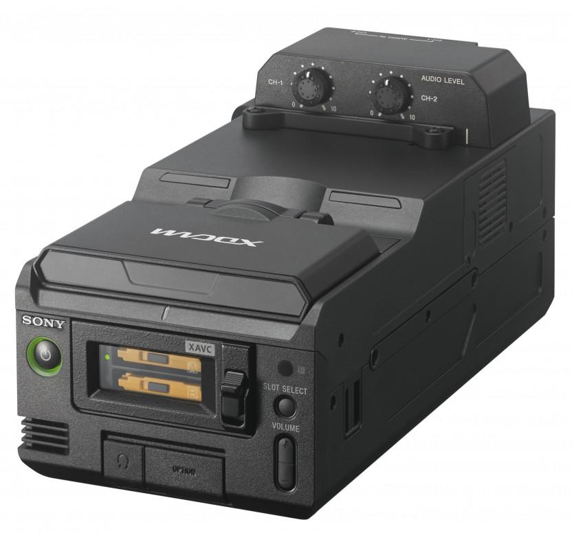 Portable SxS Recorder/Player